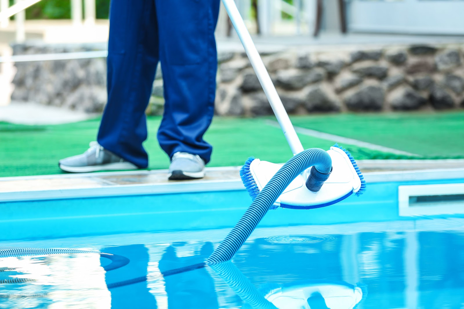 Pool Maintenance Bergen County